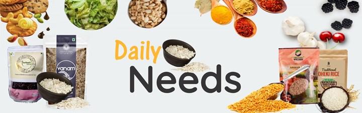 Daily Organic Foods